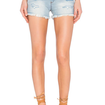 BLANKNYC Distressed Cut Off Short in Secret Box