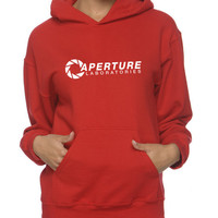 "Children's Portal ""Aperture Laboraties"" Hoodie (SM-XL)"