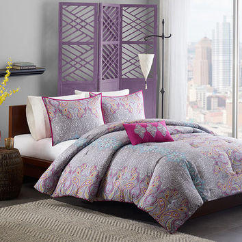 Mi-Zone Keisha Comforter Set & Reviews | Wayfair