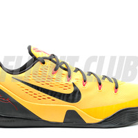 "kobe 9 em ""bruce lee"" - university gold/blk-lsr crmsn 