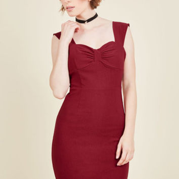 Breathtaking Bombshell Dress | Mod Retro Vintage Dresses | ModCloth.com