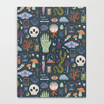 Curiosities Notebook by camillechew