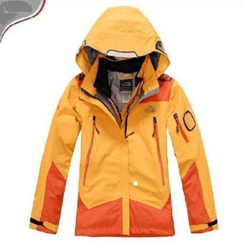 LMFON The North Face Wind and rain women models Jackets S-XXL