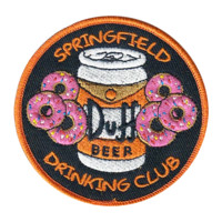 Springfield Drinking Club