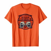 Halloween It's Trick or Treat Time Halloween lovers T Shirt