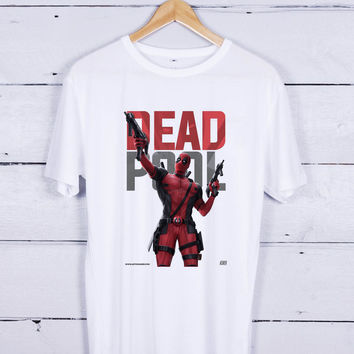 Deadpool super heroes Tshirt T-shirt Tees Tee Men Women Unisex Adults