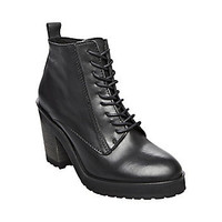 Steve Madden - DEESELL BLACK LEATHER