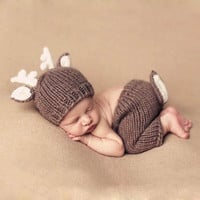 Newborn Photography Prop -  The Deer