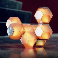 QisDesign Crystal Modular Light Set
