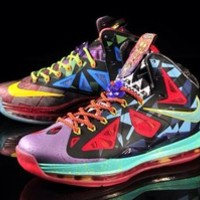 Lebron 10 What The MVP DS