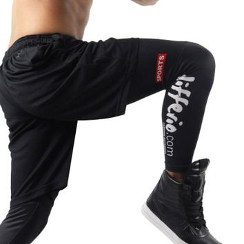 Mens Leg Warmers, Black Leg Warmers for Mens, Compression Leg Sleeves