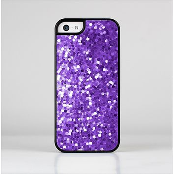 The Purple Shaded Sequence Skin-Sert Case for the Apple iPhone 5c