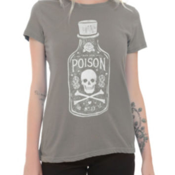 Pick Your Poison Girls T-Shirt