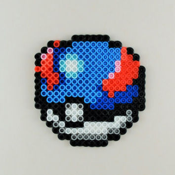 Great ball Perler Sprite