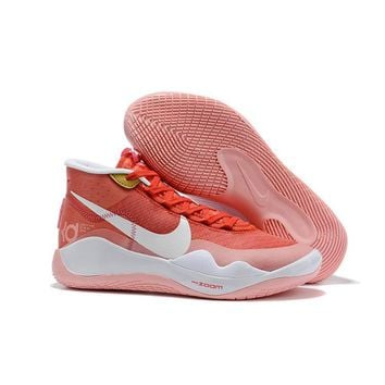 Nike KD 12 Kevin Durant XII ¡°University Red¡± Basketball Shoes