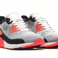 Nike Air Max 90 Flyknit Infrared 881109-100 | SneakerNews.com