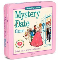 Winning Solutions Mystery Date Board Game, Nostalgia Edition Game Tin - Walmart.com