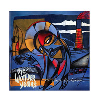 The Wonder Years - No Closer To Heaven Vinyl LP Hot Topic Exclusive