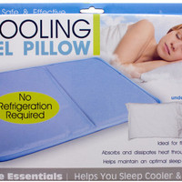 "16""x12"" Cooling Gel Pillow"