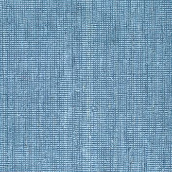 nuLOOM Blue Hand Woven Chunky Loop Jute NCCL01H Area Rug