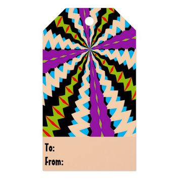 Kaleidoscope Gift Tags