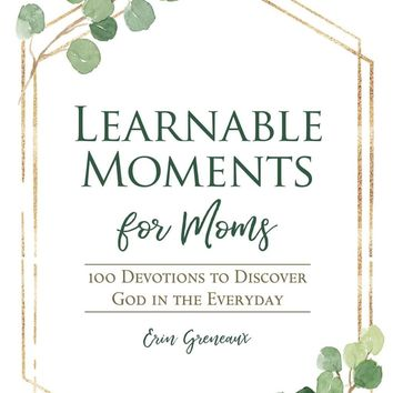Learnable Moments: 100 Devotions to Discover God in the Everyday