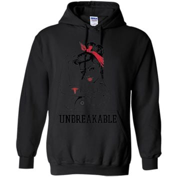 Nurse Life Unbreakable T-shirt