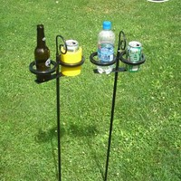 Beverage Butler Outdoor Drink Holders