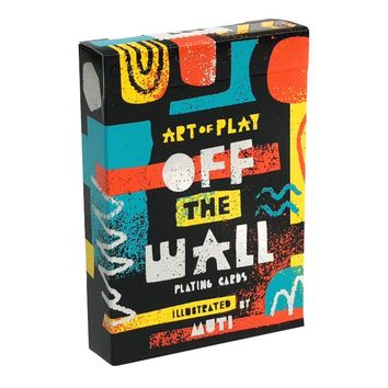 Off The Wall Retro Playing Cards