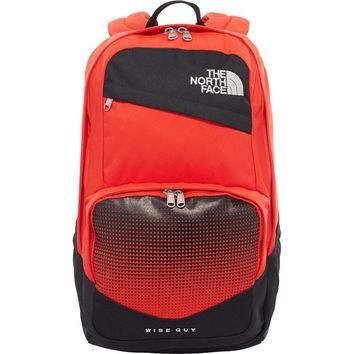 The North Face Wise Guy Back Pack Bag - Fiery Red