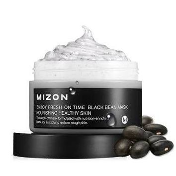 Enjoy Fresh On Time - Black Bean Mask