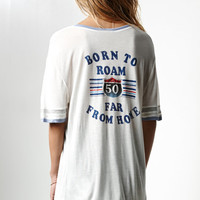 Somedays Lovin Born To Roam V-Neck T-Shirt at PacSun.com