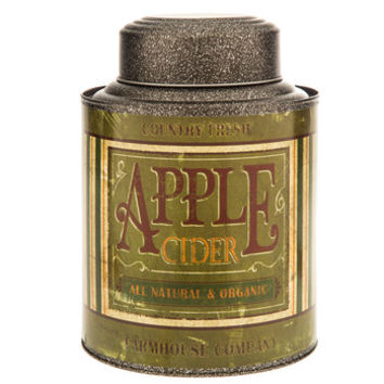 Apple Cider Metal Canister | Hobby Lobby | 205802319