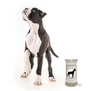 I Love My Boxer! - Companion Candles