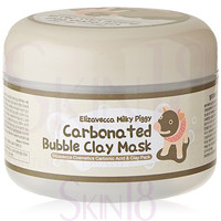 Elizavecca Milky Piggy Carbonated Bubble Clay Wash Off Mask
