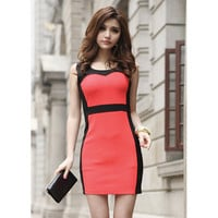 HEGO Temperament Vest Dress FG004R
