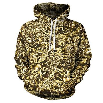 Gold Chains Hoodie