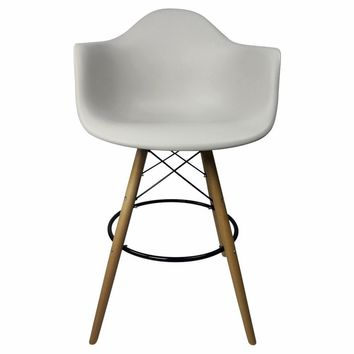 DAW Bar Eiffel Armchair Stool - Reproduction