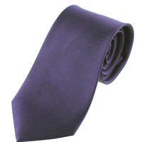 Tok Tok Designs Men's Necktie (N39, Navy Blue, 100% Silk)