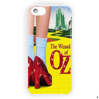 Wizard Of Oz Painting Art Custom For iPhone 5 / 5S / 5C Case