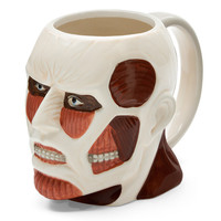 Attack on Titan 3D Mug