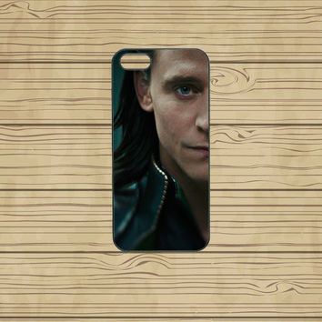 iphone 5S case,iphone 5C case,iphone 5S cases,cute iphone 5S case,cool iphone 5S case,iphone 5C case,5S case-Tom Hiddleston Loki,in plastic.