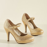 Delighted Dialogue Heel | Mod Retro Vintage Heels | ModCloth.com