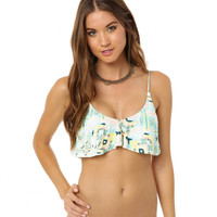 Oneill Cabo Ruffle Top