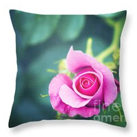 """Awakening Throw Pillow for Sale by Ivy Ho - 16"""" x 16"""""""