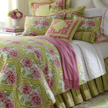 "Jane Wilner Designs - ""Anguilla"" Bed Linens - Horchow"