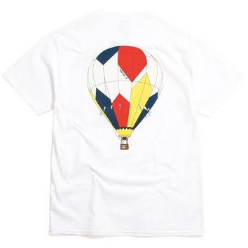 Balloon T-Shirt White