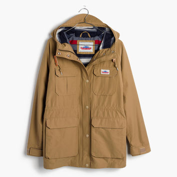 Madewell x Penfield® Kasson Parka in Tan : shopmadewell AllProducts | Madewell
