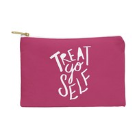 Leah Flores Treat Yo Self Pouch