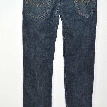Levi's Button Fly 511 Jeans Size 32X32